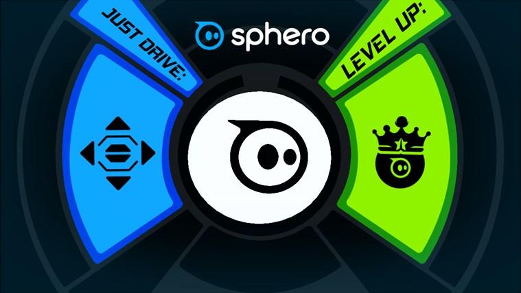Sphero screen shot 0