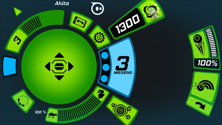 Sphero screen shot 4