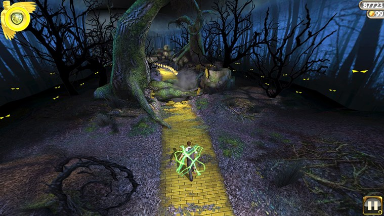 Temple Run: OZ screen shot 4