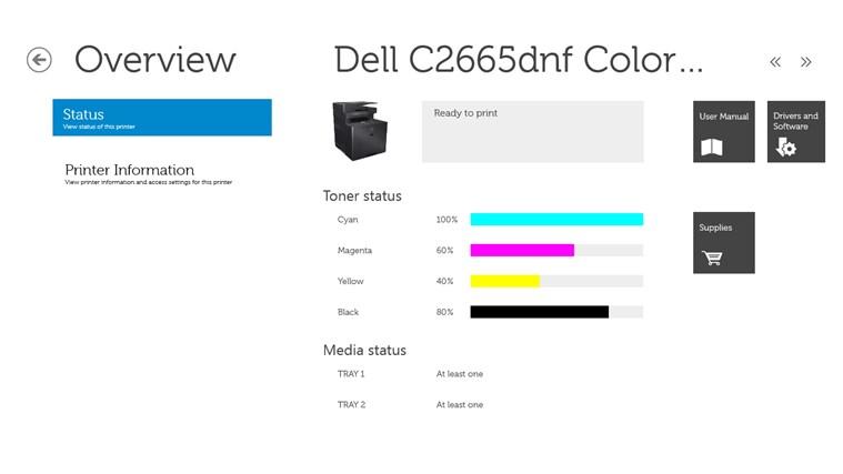 Dell Document Hub screen shot 4