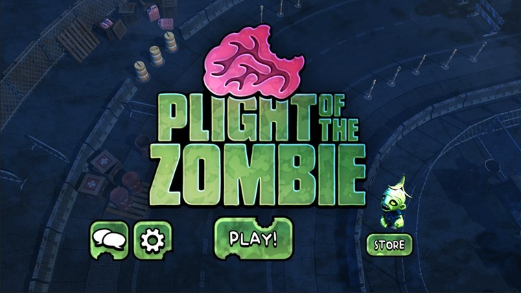 Plight of the Zombie screen shot 0