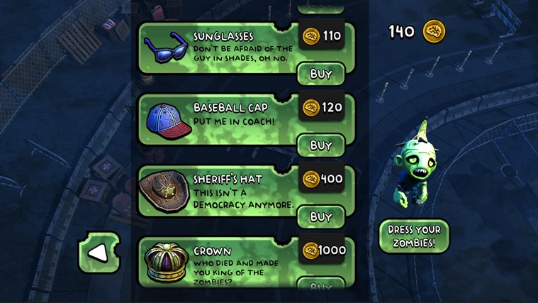 Plight of the Zombie screen shot 2