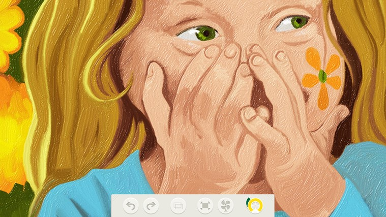 Fresh Paint captura de pantalla 4