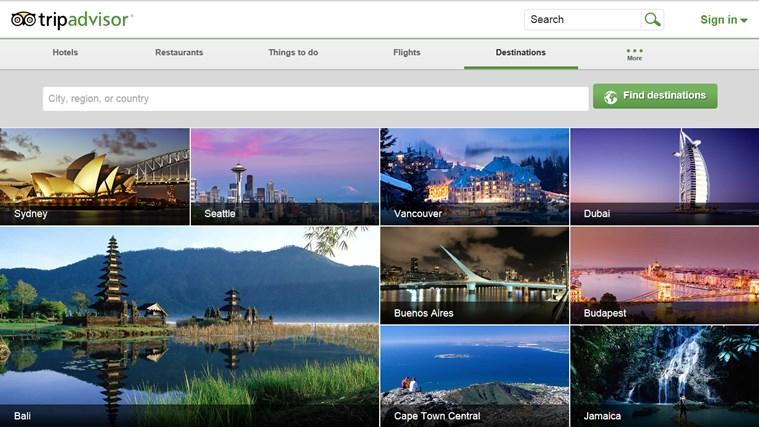 TripAdvisor Hotels Flights Restaurants screen shot 6