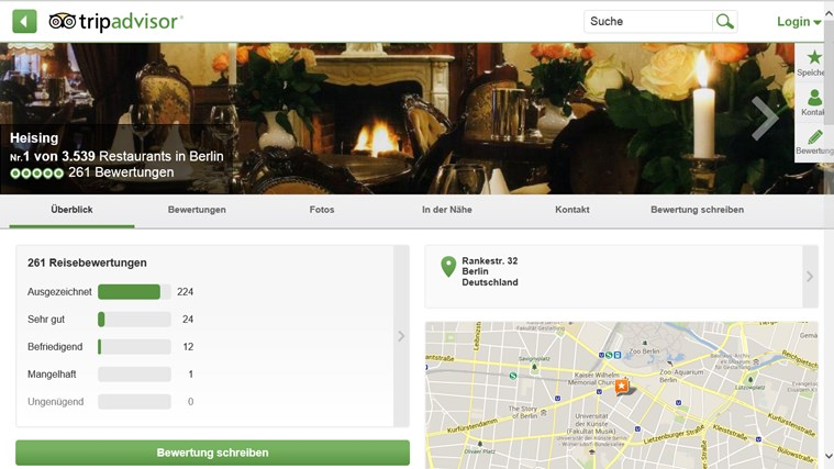 TripAdvisor Hotels Flights Restaurants Screenshot 4