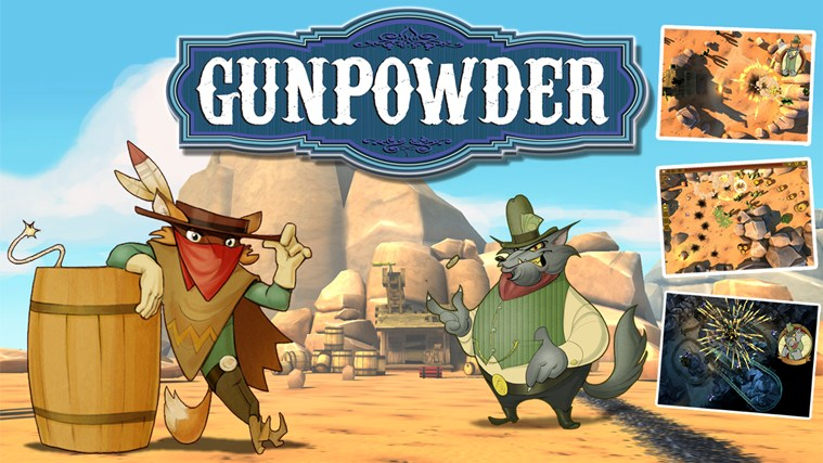 Gunpowder screen shot 0