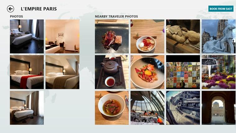 MSN Travel screen shot 6