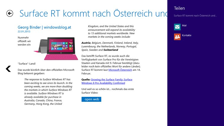 WindowsBlog Neuigkeiten Screenshot 2