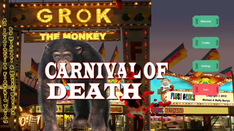 Carnival of Death snimak ekrana 0