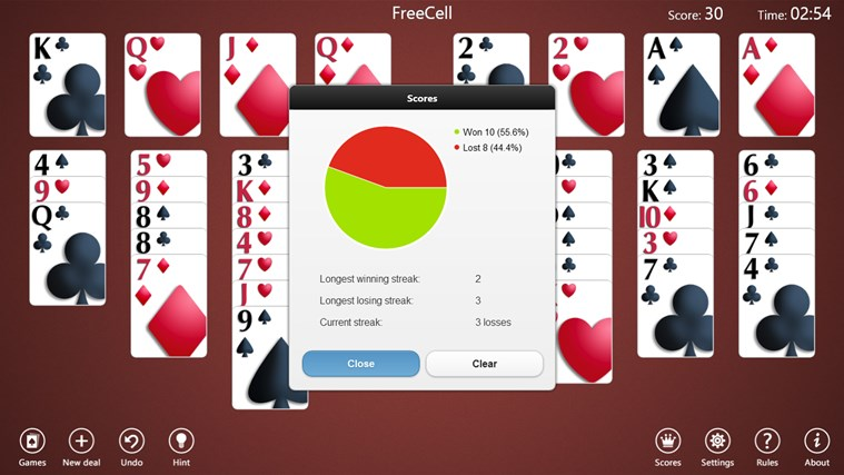 how to get ad free solitare on windows 8