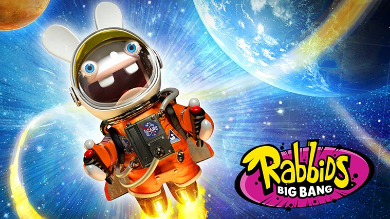 Rabbids Big Bang screen shot 0
