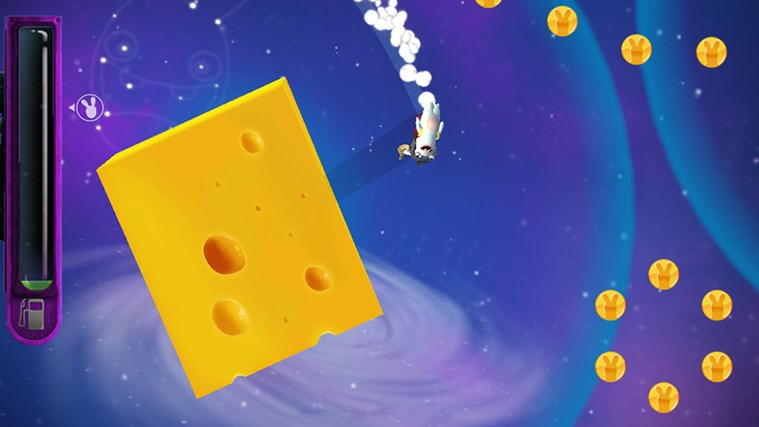 Rabbids Big Bang screen shot 4