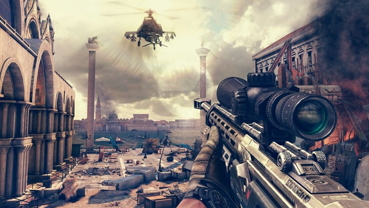 Modern Combat 5: Blackout screen shot 0