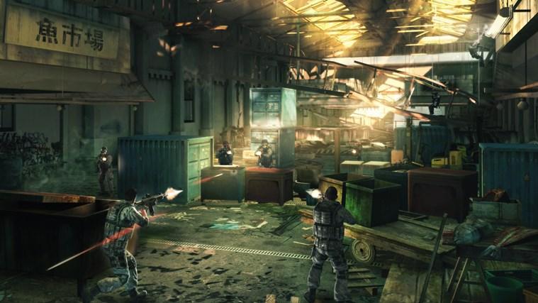 Modern Combat 5: Blackout screen shot 4