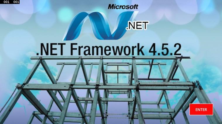 مايكروسوفت نت فرام وورك 4.5.2 Microsoft Net-Framework