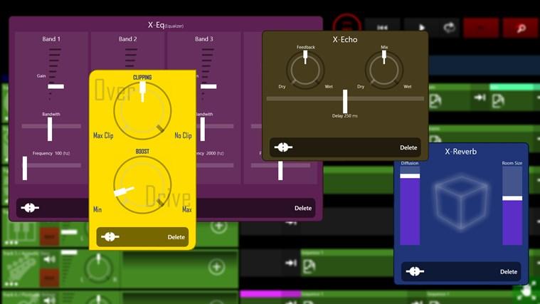 Musical Sketch Pad screen shot 6