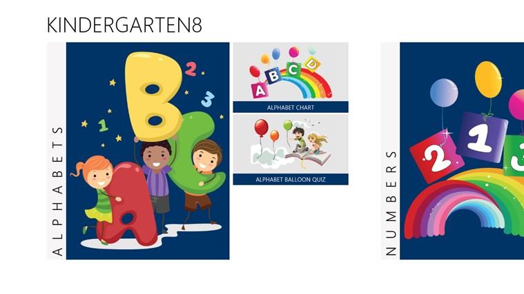 Kindergarten8 Lite screen shot 0