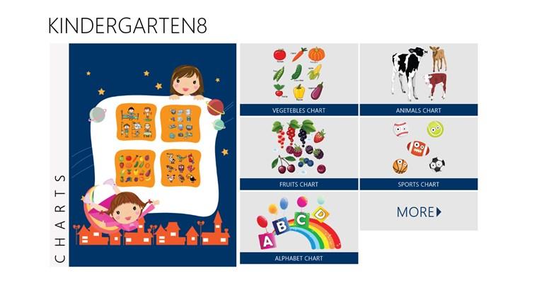 Kindergarten8 Lite screen shot 4