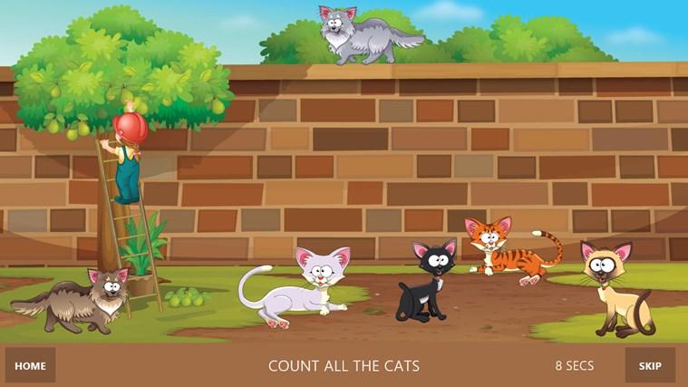 Kindergarten8 Lite screen shot 6