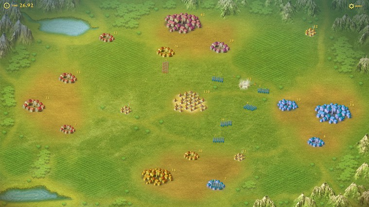 Roman Empire Free screen shot 0