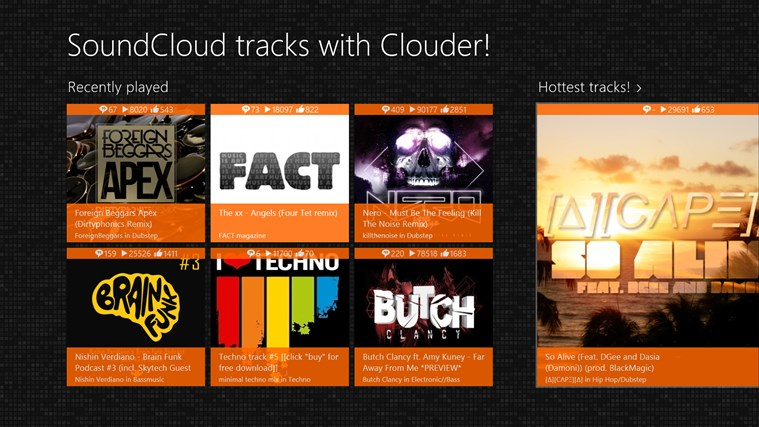 Clouder! screen shot 0