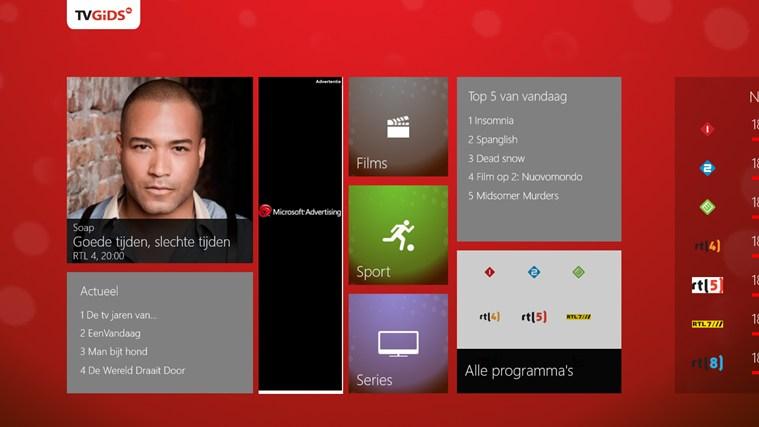 TVGids.nl schermafbeelding 0