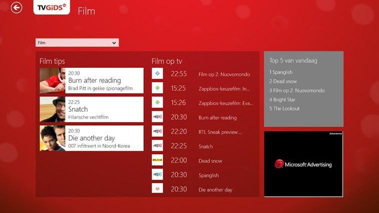 TVGids.nl schermafbeelding 2