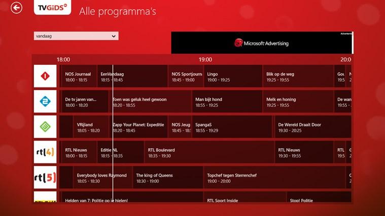 TVGids.nl schermafbeelding 4