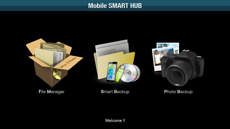Mobile SmartHub File Manager  full