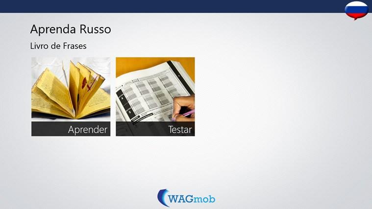 Aprenda Russo-Livro de Frases captura de tela 0