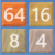 Double Two (2048 game) mobile app icon