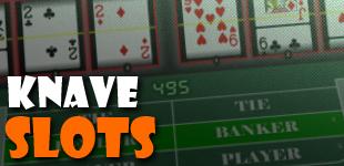 Logo Image: Knave Slots