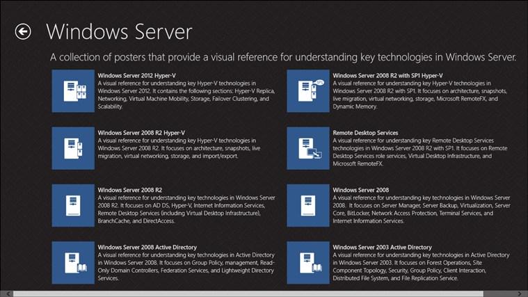 Posterpedia screen shot 2