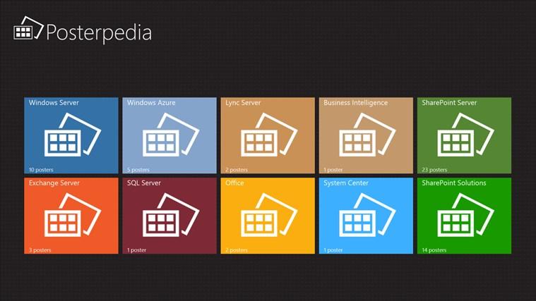 Posterpedia screen shot 8