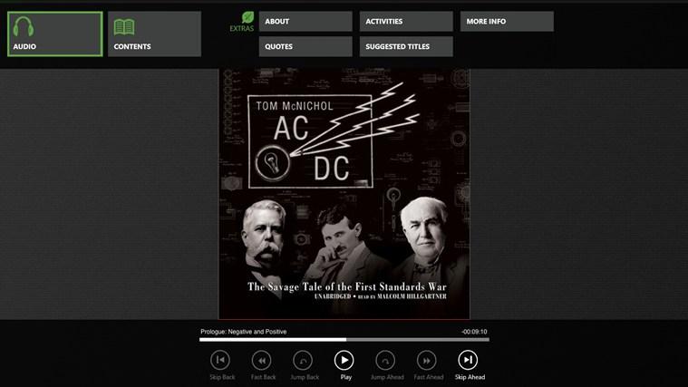 AC-DC (Tom McNichol) captura de tela 0