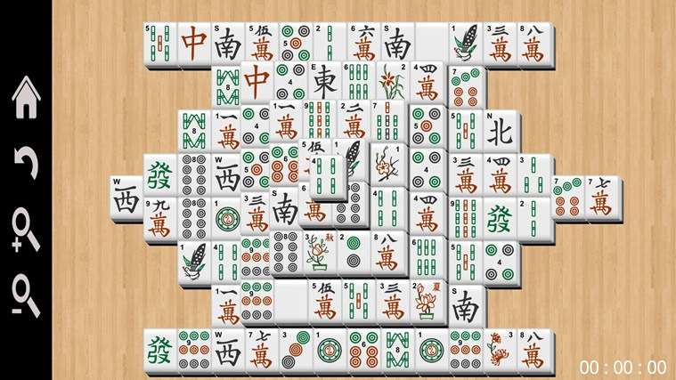 Mahjong ! screen shot 0