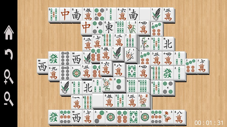 Mahjong ! screen shot 2