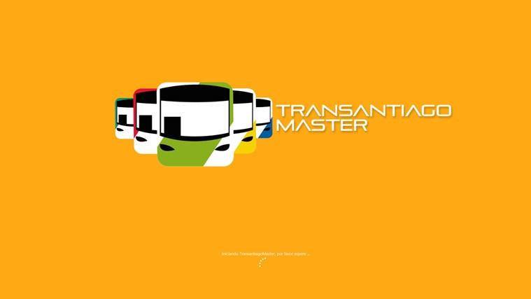 TransantiagoMaster captura de pantalla 0