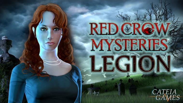 Red Crow Mysteries: Legion Full screen shot 0