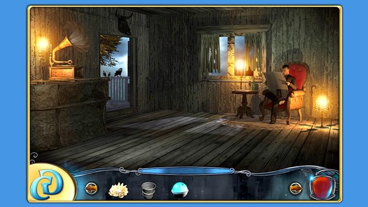 Red Crow Mysteries: Legion Full screen shot 2