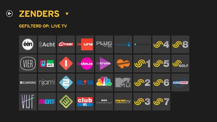 Yelo TV schermafbeelding 4