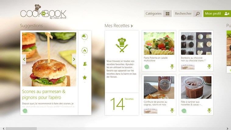 SO COOKBOOK capture d'écran 0