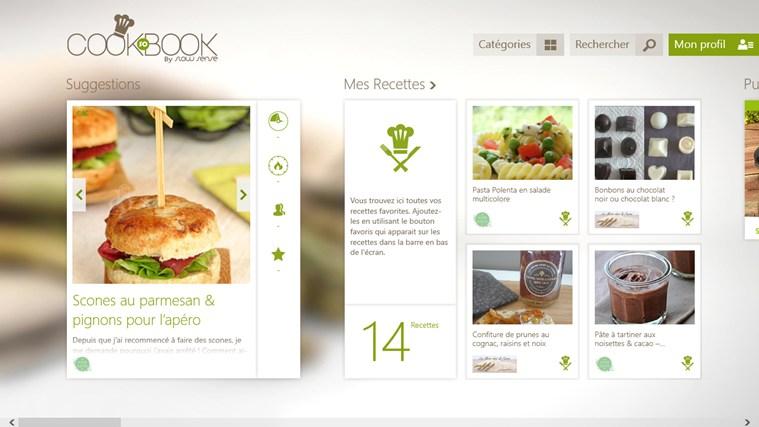 SO COOKBOOK capture d'écran 0