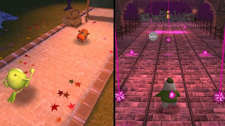 how to get glow urchin monsters university disney infinite