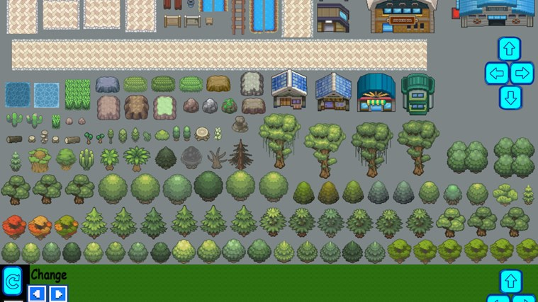 Pokemon City Builder screen shot 4