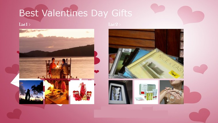 Top valentines day gifts mceworld for Best v day gifts
