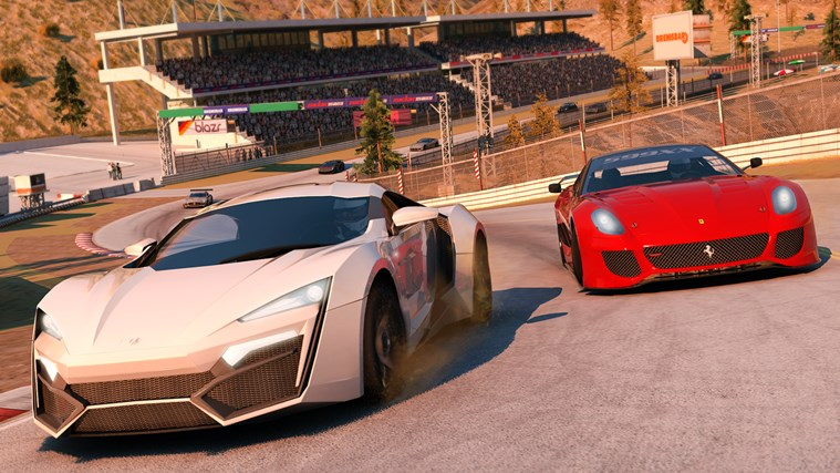 GT Racing 2: The Real Car Experience captura de tela 0