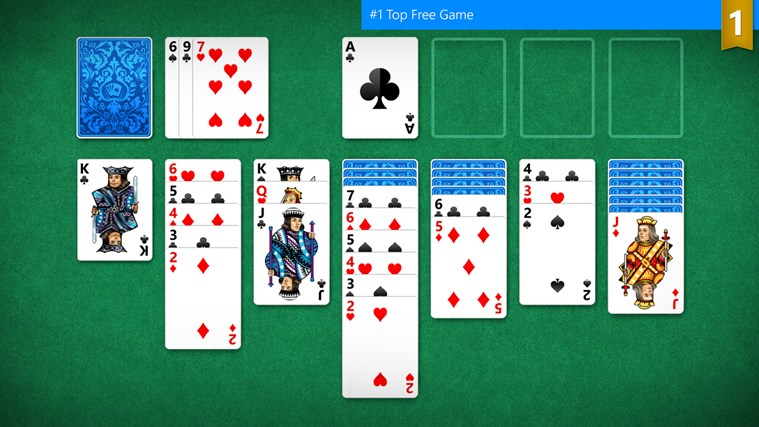 Microsoft Solitaire Collection screen shot 0