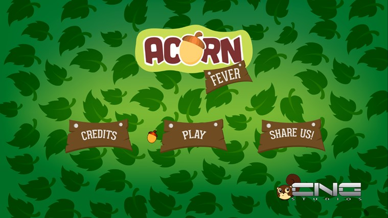 Acorn Fever screen shot 0