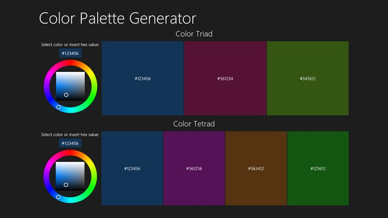 Color Palette Generator 2015 Home Design Ideas